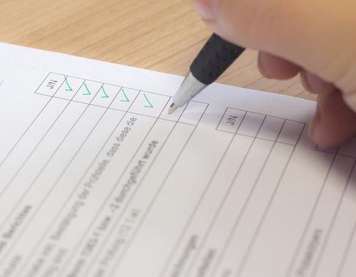 checklist 500x