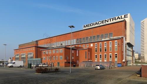 De vm. Helpmancentrale in Groningen